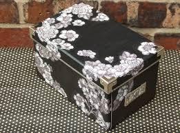 Diy Storage Box by Diy Decoupage Storage Boxes Gathering Beauty