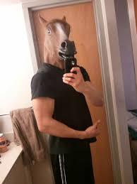 fake horse head mirin my horse head bodybuilding com forums