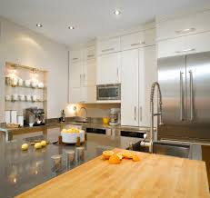 industrial kitchen faucets kitchen contemporary with corian metal