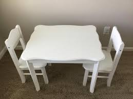 classic table and chairs set white walmart com