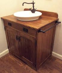 nhwoodworking mission styled bathroom vanity 36 bathroom vanity