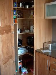 Corner Kitchen Pantry Cabinet Wonderful For Home Interior Design - Kitchen corner pantry cabinet