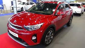 2018 kia stonic 1 0 t gdi 120 exterior and interior salon