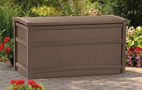 Suncast Patio Storage Bench Top 13 Outdoor Storage Bench Options For Practical Style