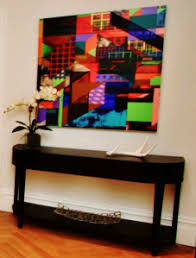 Hanging Art Height How High Should Artwork Be Hung And Other Tips On Hanging Artwork
