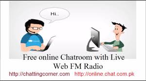 online chat room without registeration with free live web fm radio