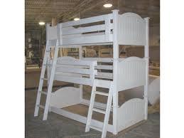 B Triple Bunk Bed Madison The Bunk  Loft Factory - Triple bunk bed wooden