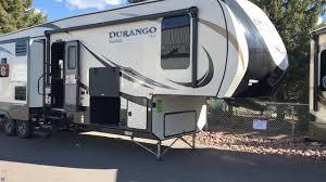 Durango 5th Wheel Floor Plans by 2017 Durango 2500 347bhf By Kz U2010rv U2013 Stock 17625 Youtube
