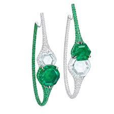 emerald earrings uk emerald jewellery for may birthdays luxury
