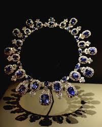 diamond necklace with sapphire images File blue sapphire diamond necklace jpg wikimedia commons jpg
