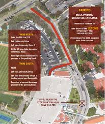 Rit Campus Map Directions Claire Trevor Of The Arts Uc Irvine