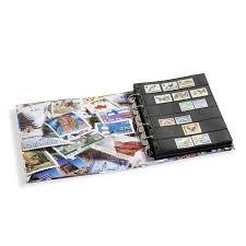 Binder Photo Album Optima Motif 4 Ring Binder For Stamps Lighthouse Publications Inc