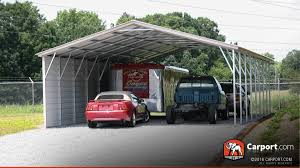 Two Car Carport Plans Michigan Carports Metal Buildings And Garages
