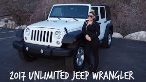jeep unlimited 2017 2017 unlimited sport s jeep wrangler tour and why i go it youtube