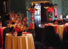 black and gold centerpieces for tables bathroom red black and gold table decorations for th birthday y