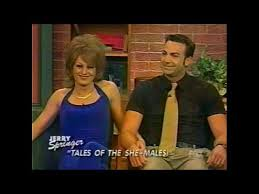 Jerry Springer Memes - the jerry springer show tales of the shemales part 4 shows