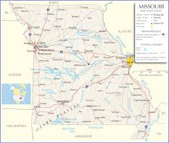 Time Zones Usa Map by Kansas City Map Map Of Kansas City Missouri Missouri Map Of