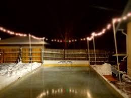 Making Backyard Ice Rink Building A Backyard Ice Rink Part 2 Quarto Homes