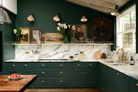 Kitchen Green Walls 15 Ideas For Decorating With Hunter Green Brooklyn Berry Designs