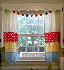 new fancy kitchen curtains taste