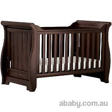 Sleigh Cot Bed Boori Sleigh Cot Bed Ababy Baby Superstore