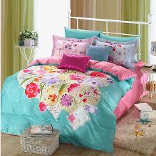 light blue girls bedding awesome light blue cotton satin princess lace duvet cover bed