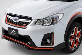 subaru concept cars subaru subaru xv hybrid sti concept