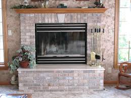 fireplace refacing over brick wpyninfo