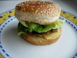 cuisiner un hamburger maison tout simple