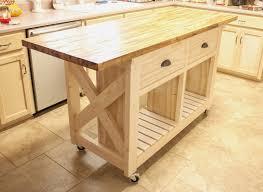 butcher block island table for kitchen new butchers block island