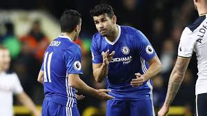 chelsea costa diego diego costa dropped by chelsea for leicester game after offer from