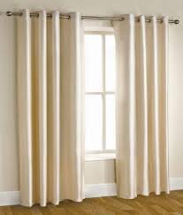 India Curtains Homefab India Set Of 2 Window Eyelet Curtains Solid Buy Homefab