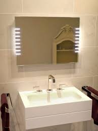 Bathroom Cabinets With Mirrors And Lights by Platinum Wide Led Light Bathroom Mirror Light Mirrors