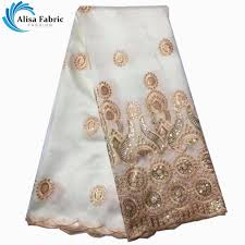 aliexpress buy new arrival hight quality white gold alisa indian george lace fabric in white gold high quality