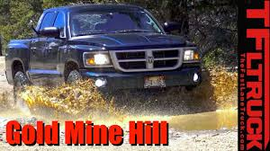 Dodge Dakota Truck 2015 - v8 dodge dakota takes on gold mine hill your ride reviewed youtube