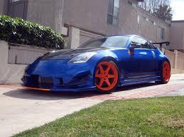 Nissan 350z Orange - orange volks te37 pic request my350z com nissan 350z and