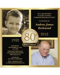 80th birthday invitations deals on 80th birthday invitations then now 2