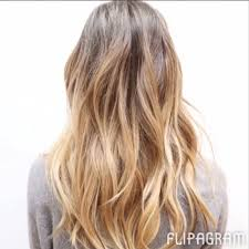 jessica alba ombre hair color pictures glamour