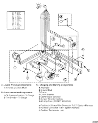 4 3l mercruiser wiring diagram mercruiser wiring schematic