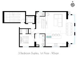 3 bedroom duplex deluxe 3 bedroom apartment for sale in phnom penh habitat