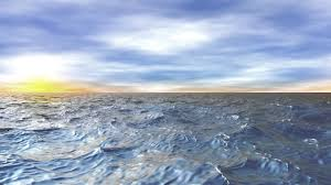 free hd video backgrounds u2013 3d animated ocean waves fly over