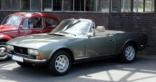 peugeot convertible peugeot 504 cabriolet 2607039