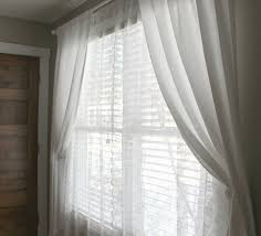 White Curtains Nursery by Baby Nursery Blockout Curtains For Window Treatment And Decors