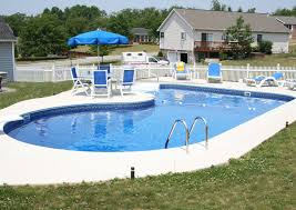 inground pool installation services in york and hanover pa