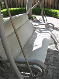 3 Person Swing Cushion Replacement by Costco Model 792657 Removable Cushion Replacement Exclusive Design