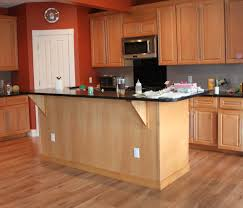 Kitchen With Laminate Flooring Luxury Floating Floor For Kitchen Taste