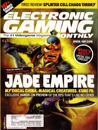 electronic gaming monthly 2005 2006 encyclopedia gamia