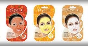 Masker Elips my cosmetics my story ovale mask masker wajah ovale all
