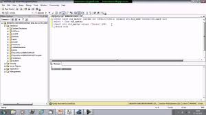sql server create table primary key primary key and auto increment in sql server youtube