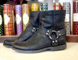 motorcycle harness boots frye short harness boots u2013 the storm cellar